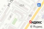 Схема проезда до компании Универсамчик в Астрахани