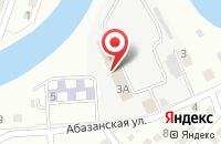 Схема проезда до компании Астраханская техническая школа в Астрахани