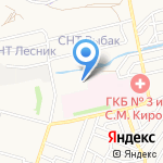 Таможенное дело на карте Астрахани