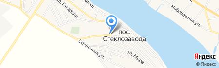 Продуктовый магазин на карте Стеклозаводы