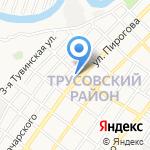 NORDISCH на карте Астрахани