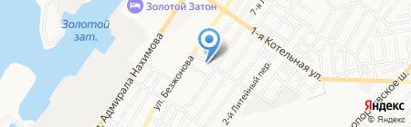 Ваш строитель на карте Астрахани