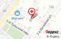 Схема проезда до компании Ваш строитель в Астрахани