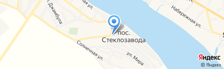 Почтовое отделение на карте Стеклозаводы