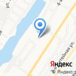 Северо-Каспийская дирекция по техническому обеспечению надзора на море на карте Астрахани