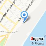 Союзвнештранс Интернационале-Астрахань на карте Астрахани