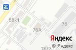 Схема проезда до компании Донтехцентр в Астрахани