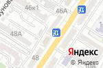 Схема проезда до компании ПивКо в Астрахани
