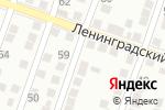 Схема проезда до компании Белый город в Астрахани