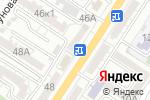 Схема проезда до компании Фея в Астрахани