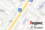 Схема проезда до компании Сафира в Астрахани