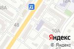 Схема проезда до компании Парусник в Астрахани