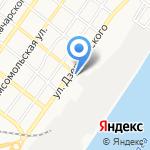 Фабрика вкуса на карте Астрахани