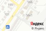 Схема проезда до компании #FoxyStyle в Астрахани