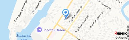 Чудеса на карте Астрахани