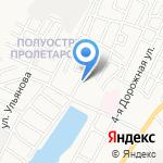 Добро пожаловать на карте Астрахани