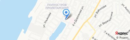 Sara на карте Астрахани