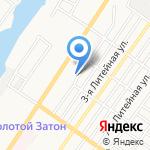 Детская школа искусств №5 на карте Астрахани