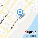 ВКАБАНК на карте Астрахани