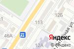 Схема проезда до компании Экзист.ру в Астрахани