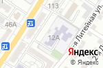 Схема проезда до компании Астраханская лингвистическая гимназия в Астрахани
