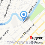 Успех-2001 на карте Астрахани