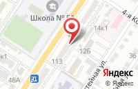 Схема проезда до компании Личная стратегия в Астрахани