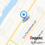 Экзист.ру на карте Астрахани