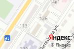 Схема проезда до компании Отдел содействия занятости по Советскому, Трусовскому и Кировскому районам в Астрахани