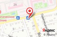 Схема проезда до компании Спутник в Астрахани