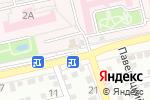 Схема проезда до компании Дарман в Астрахани