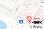 Схема проезда до компании Грязелечебница в Астрахани