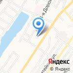 Черри на карте Астрахани
