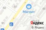 Схема проезда до компании 911 в Астрахани