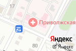 Схема проезда до компании СОГАЗ-Мед в Астрахани