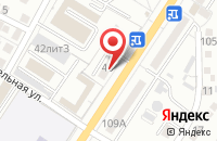 Схема проезда до компании Цветик-семицветик в Астрахани