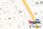 Схема проезда до компании Продуктовый магазин в Солянке