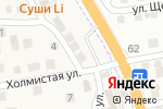 Схема проезда до компании Магазин разливного пива в Солянке