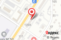 Схема проезда до компании Крыница пива в Астрахани