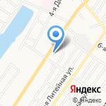 Брокер-сервис на карте Астрахани