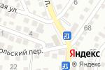 Схема проезда до компании Борщок в Астрахани