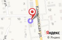 Схема проезда до компании Хаус в Карагали