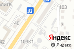 Схема проезда до компании ВТС-Брокер в Астрахани