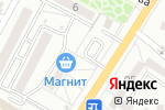 Схема проезда до компании Реал Авто в Астрахани