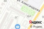 Схема проезда до компании Смайл в Астрахани