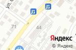 Схема проезда до компании ЗАГС Трусовского района в Астрахани