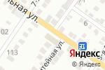 Схема проезда до компании Астраханский центр пожарной безопасности в Астрахани