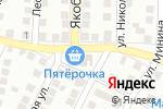 Схема проезда до компании Нино в Астрахани