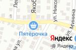 Схема проезда до компании МАГсантехники в Астрахани