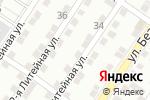 Схема проезда до компании Проект в Астрахани